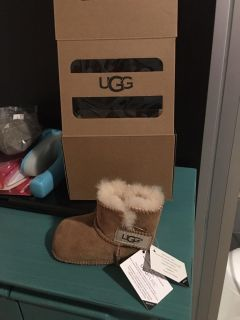 Baby uggs size small 12-24 month