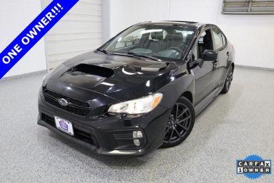 2019 Subaru WRX Premium (Crystal Black Silica)