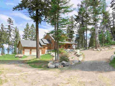 244 Shelter Valley Drive Kalispell Five BR, Extremely rare piece