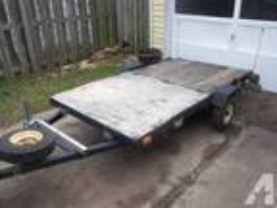 Utility Trailer 4ft Wide X 8ft Long