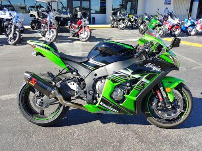 2016 Kawasaki Ninja ZX-10R ABS KRT Edition SuperSport Motorcycles Meridian, ID