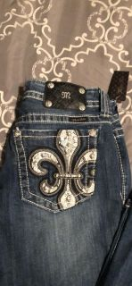 New with tags Miss Me skinny jeans size 30