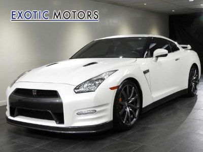 Used 2014 Nissan GT-R for sale