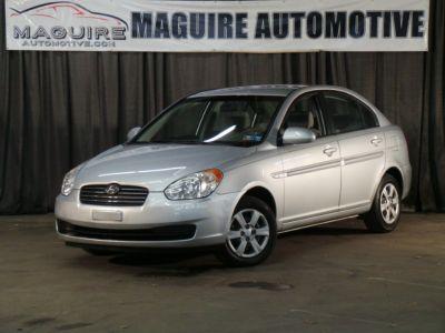 2007 Hyundai Accent GLS (Silver)