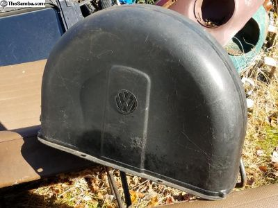 OEM Westfalia Spare Tire Cover Campmobile