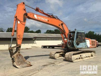 Hitachi EX200-3 Track Excavator