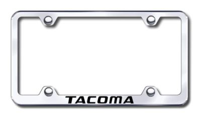 Purchase Toyota Tacoma Wide Body Engraved Chrome License Plate Frame -Metal Made in USA motorcycle in San Tan Valley, Arizona, US, for US $30.98