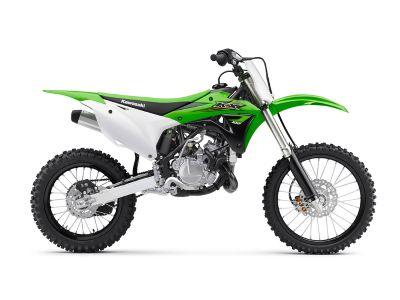 2017 Kawasaki KX100 Motocross Motorcycles Gainesville, GA