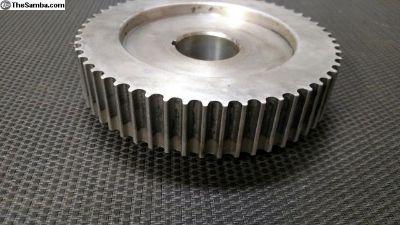 56 tooth crankshaft cog pulley