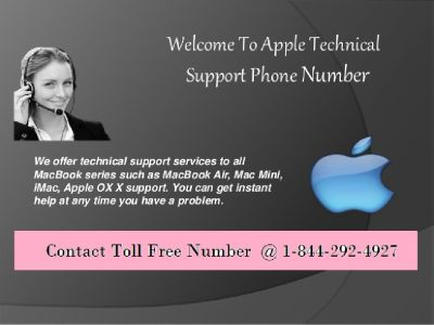 24*7 Mac Technical Support | Mac Customer Support Phone Number 1-844-292-4927