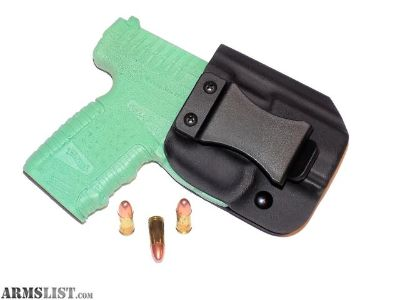 For Sale: Aggressive Concealment PPSIWBLP IWB Kydex Holster Walther PPS