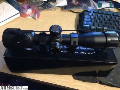 For Sale: TRUGLO TACTICAL SCOPE 4X32