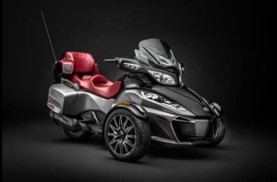 2015 Can-Am SPYDER RT LIMITED 13