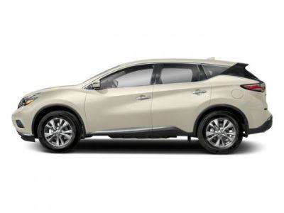 2018 Nissan Murano S (Pearl White)