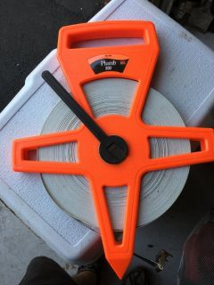 300' Fiberglass Measuring Tape