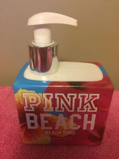 Pink Beach Lotion (new)