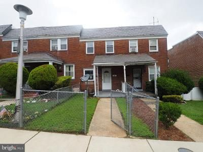 3 Bed 1 Bath Foreclosure Property in Baltimore, MD 21229 - Colborne Rd