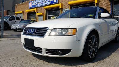 2005 Audi A4 1.8T (Arctic White)