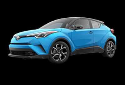 2019 Toyota C-HR XLE ()