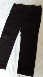 3T black skinny pants. Stretchy material, like new