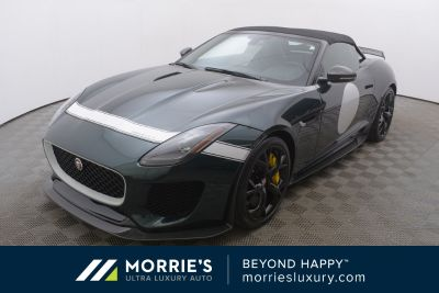 2016 Jaguar F-Type Project 7 (British Racing Green Metallic)