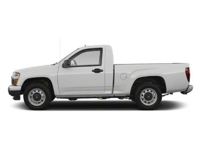 2012 Chevrolet Colorado Work Truck (Summit White)