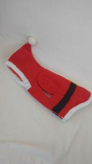 Christmas outfit for a small dog or cat