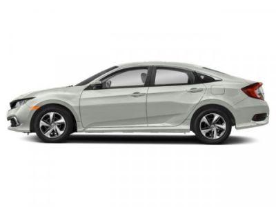 2019 Honda CIVIC SEDAN LX (Platinum White Pearl)