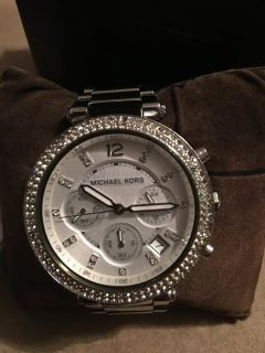 Michael Kors glitz watch