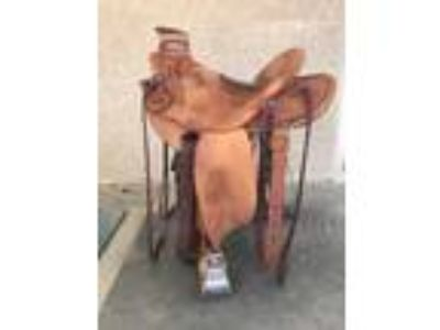 "Frecker 15"" Wade Saddle"