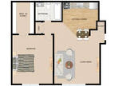 The Birches Apartments - One BR Silver Birch