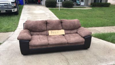 *Free couch*