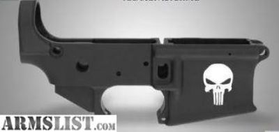 For Sale: Anderson Mfg Punisher AR-15 Lower