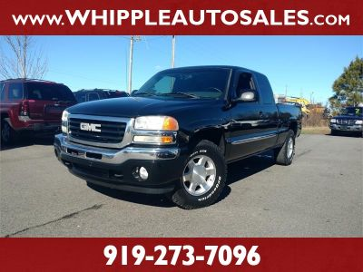 2006 GMC Sierra 1500 Work Truck (Black)