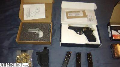 For Sale: 3 Guns