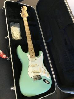 USA Fender electric guitar
