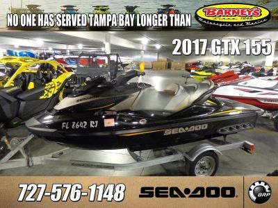 2017 Sea-Doo GTX 155