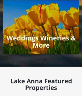 Lake Anna Weddings