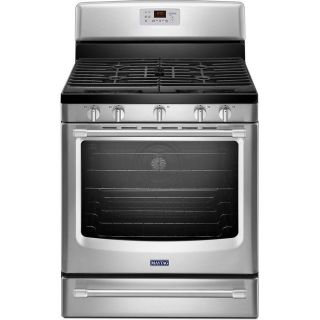 Maytag Gas Stainless Range *Closeout* MGR8700DS - NEW