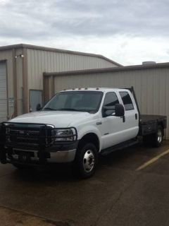 2006 Ford F-350 Flatbed