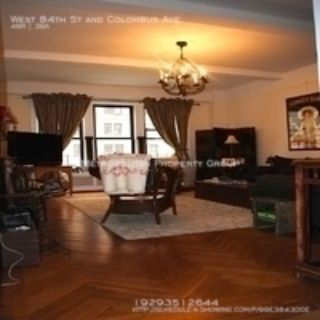 "Upper West Side - 4 bedroom, 3 bath, Classic ""7"" With Victorian Era Design Pre-War details,Wash/dryer"