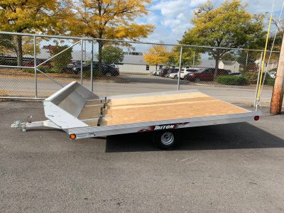 2019 Triton Trailers XT10-101 QP Trail/Touring Sport Utility Trailers Herkimer, NY