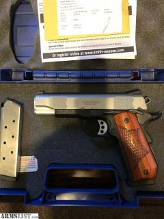 For Sale/Trade: S&W- E series