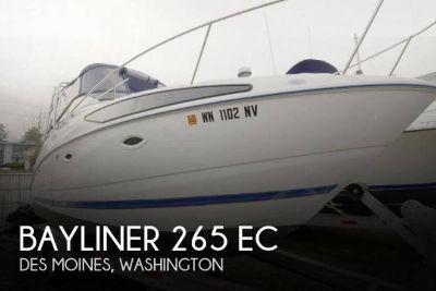 2006 Bayliner 265 EC
