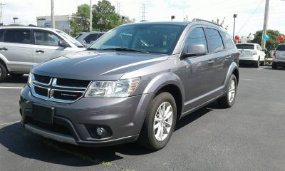 2013 Dodge Journey SXT (Gray)