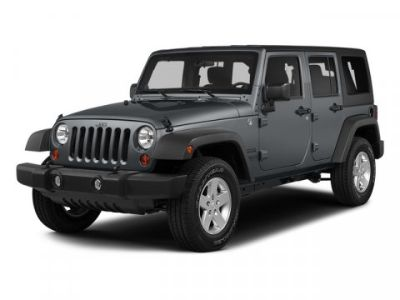 2015 Jeep Wrangler Unlimited Sport (Hydro Blue Pearl Coat)