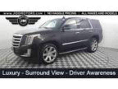 Used 2018 Cadillac Escalade Black, 33.7K miles