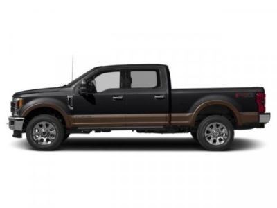 2019 Ford RSX King Ranch (Agate Black)
