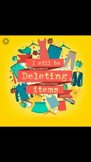 TODAY 8PM ALL ITEMS WILL BE DELETED
