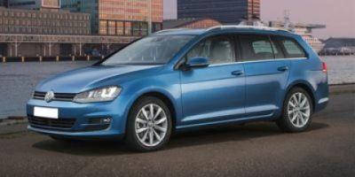 2016 Volkswagen Golf SportWagen TSI Limited Edition (Silk Blue Metallic)